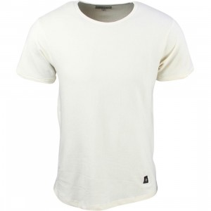 Akomplice Men Beacon Tee (white / cream)