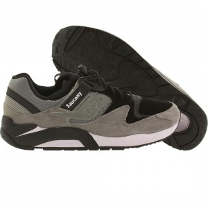 Saucony Men Grid 9000 (gray / black)