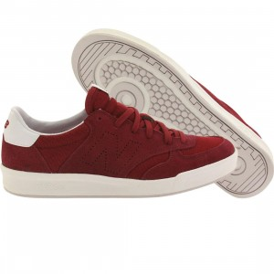 New Balance Men 300 Suede CRT300FC (red)