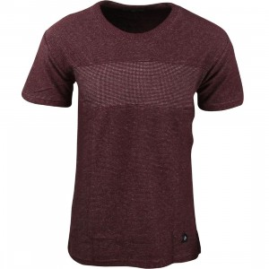 Akomplice Men Five Tee (red)