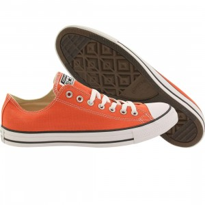 Converse Men Chuck Taylor Ox (red / van is on fire)