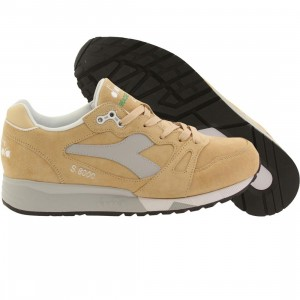 Diadora Men S8000 Made In Italy (brown / beige wheat)