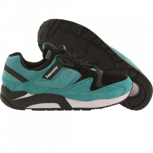 Saucony Men Grid 9000 (green / black)