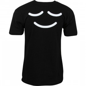Akomplice Men Puffy The Cloud Tee (black)