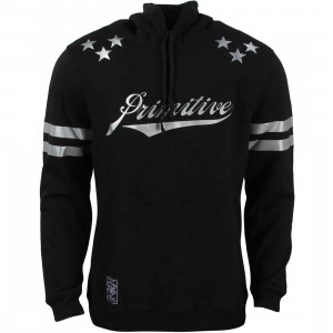 Primitive Men All Star Pullover Hoody (black)