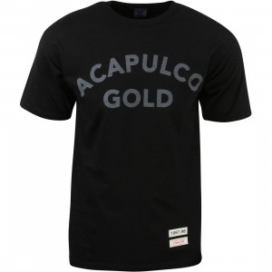 Acapulco Gold Men Championship Tee (black)