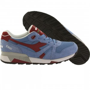 Diadora Men N9000 Made In Italy (blue / red)