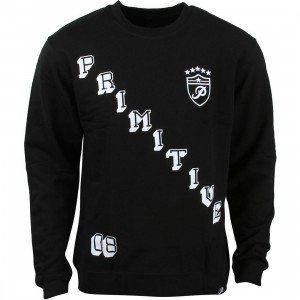 Primitive Men Great One Crewneck Sweater (black)