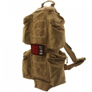 BAIT x GI Joe Arashikage Tactical Assault Bag (tan)