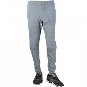 Akomplice Men Chop Jogger Pants (blue / gray)