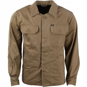 Brixton Men Jameson II Jacket (khaki)