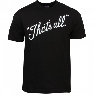 Acapulco Gold Men Thats All Tee (black)