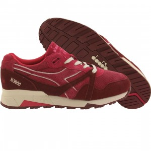 Diadora Men N9000 S (red / beet)