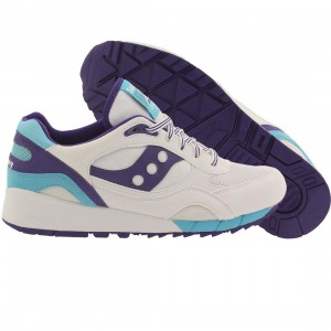 Saucony Men Shadow 6000 (white / purple)