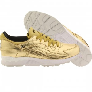 Asics Tiger Men Gel-Lyte V - Liquid Metal (gold / gold)