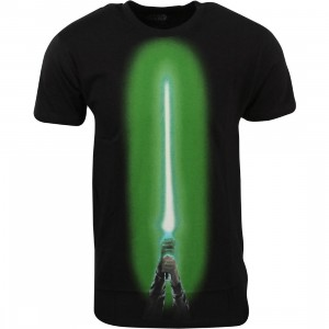 Eleven Paris x Star Wars Men Yoda Stoda Tee (black)