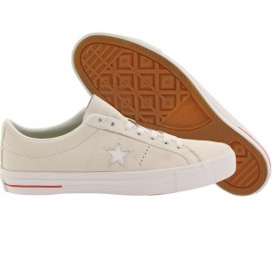 Converse Men One Star Pro Ox (white / red / blue)