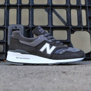 New Balance Men 997 Age of Exploration M997DPA - Made In USA (gray / magnet / castlerock)