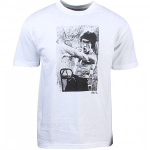 BAIT x Bruce Lee Jeet Kune Do Tee (white)