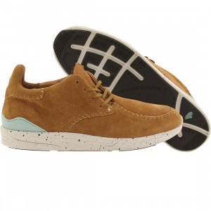 Diamond Supply Co Men Trek Low (brown / light)