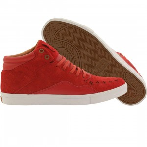 Diamond Supply Co Men Folk Mid (red)