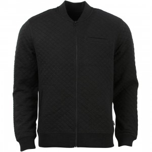 Tavik Men Taun Fleece Jacket (black)