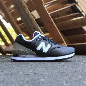 New Balance Women 574 Gradient WL574RAA (black / husk)