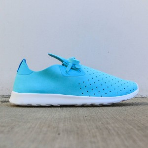 Native Men Apollo Moc (blue / saba)
