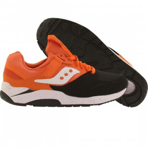 Saucony Men Grid 9000 - Hallowed Pack (black / orange)