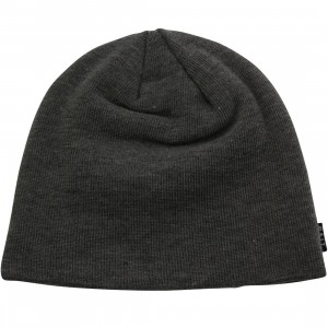 BAIT Basic Beanie (gray / heather grey)