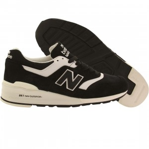 New Balance Men M997 - LE Made in USA (black / white)