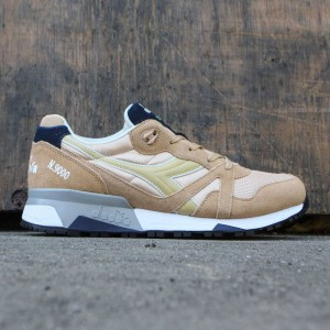 Diadora Men N9000 Nylon II (brown / beige)