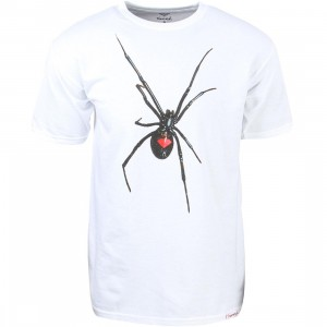 Diamond Supply Co Men Widow Tee (white)