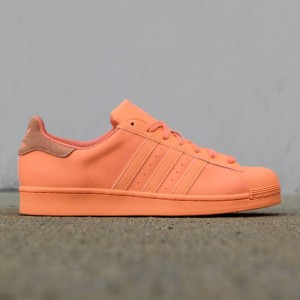 Adidas Men Superstar Adicolor (orange / sun glow)