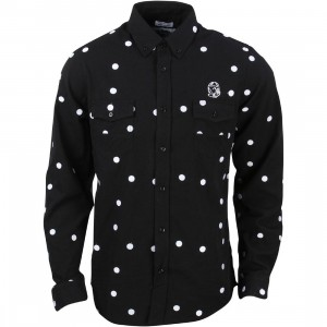 Billionaire Boys Club Men Masterpiece Woven Shirt (black)
