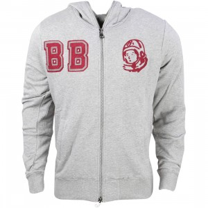 Billionaire Boys Club Men Study Hall Hoody (gray / heather)