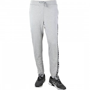 Billionaire Boys Club Men BBC Tape Knit Pants (gray / heather)