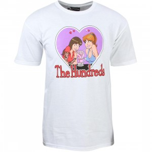 The Hundreds Men Milkshake Tee (white)