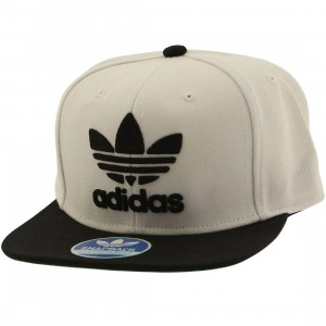 Adidas Originals Thrasher Chain Snapback (white / black)