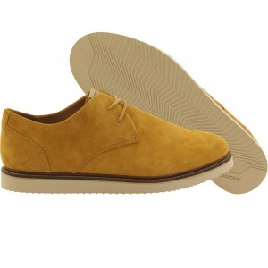 Pointer Men Crago Nubuck (brown / mustard / pebble)