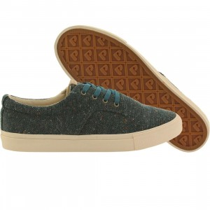 Pointer Men A.F.D. Seasonal Textile (teal / angora / medium gum)