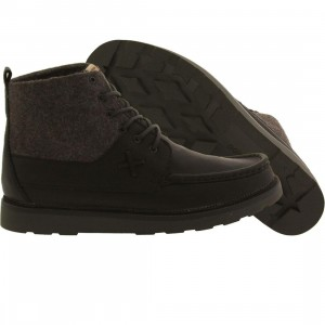 Pointer Men Calum Leather (black / black gum)
