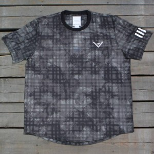 Adidas Men White Mountaineering Graphic Tee (multi)