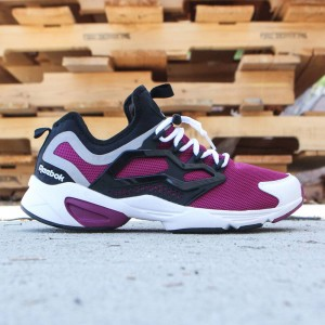 Reebok Men Fury Adapt (burgundy / brazen berry / black / white)