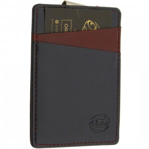 Orchill Boreal Wallet (blue / red corinthian)