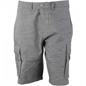 Staple Men Debris Cargo Shorts (gray)