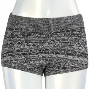 RVCA Women Staying Home Cheeky Shorts (black)