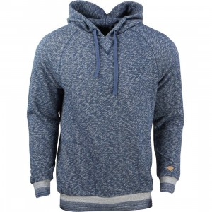 Diamond Supply Co Men Facet Pullover Hoodie (navy)