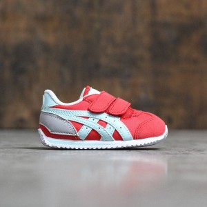 Onitsuka Tiger Toddlers California 78 TS (red / fiery red / blue)