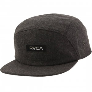 RVCA Granger 5 Panel Cap (gray)